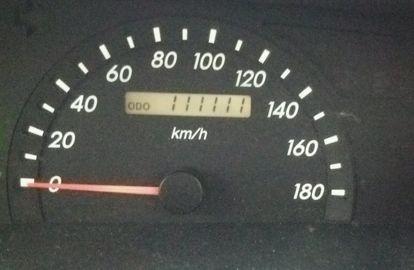 ノアの走行距離111,111km1